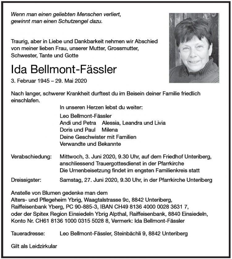 Ida Bellmont-Fässler