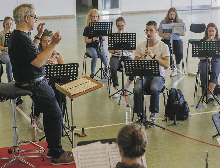 Das Jubiläumskonzert findet in Einsiedeln statt