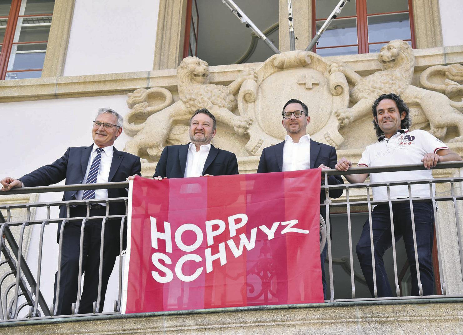 Kanton Schwyz will Konsum ankurbeln und Tourismus stärken