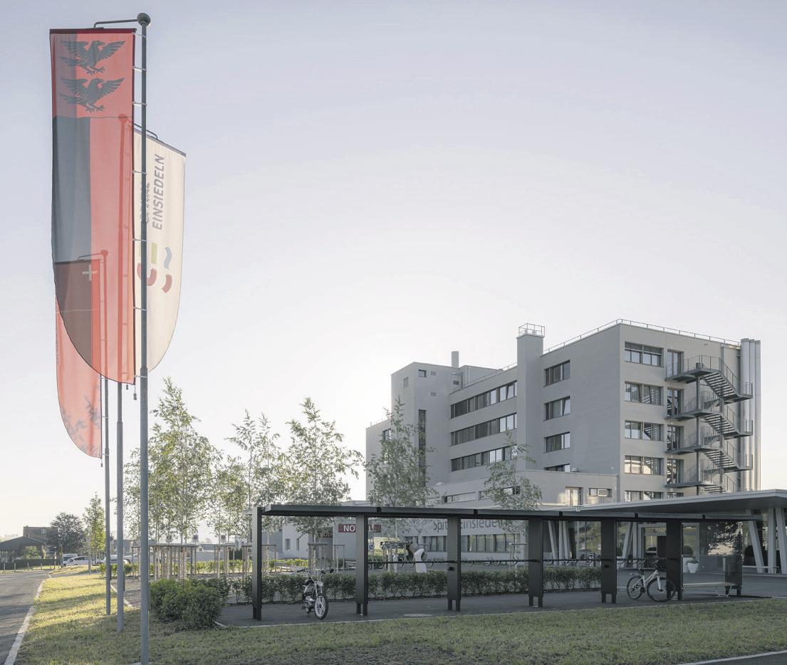 «Ameos beabsichtigt den Betrieb des Spitals über das Jahr 2029 hinaus»