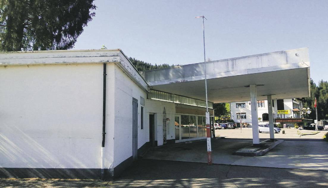 Weiterer Schritt für das  Tankstellenprojekt in Biberbrugg