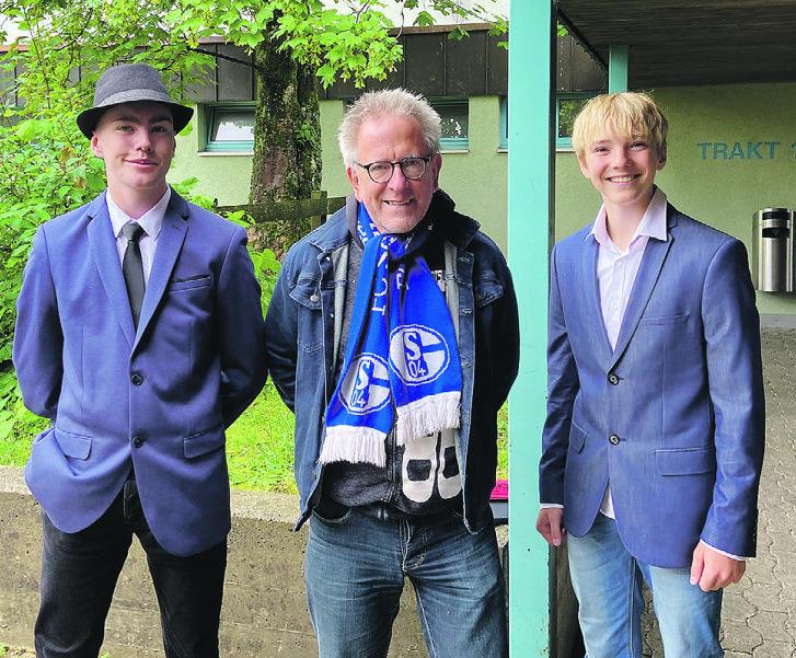«Hopp Schwyz»! Auch im Verbandsorgan  des Kantonal-  Schwyzerischen Gewerbeverbandes