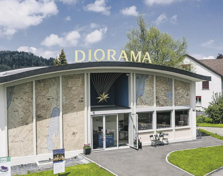 Neue rechtliche Struktur für das Einsiedler Diorama