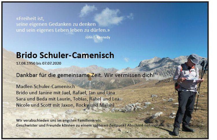 Brido Schuler-Camenisch