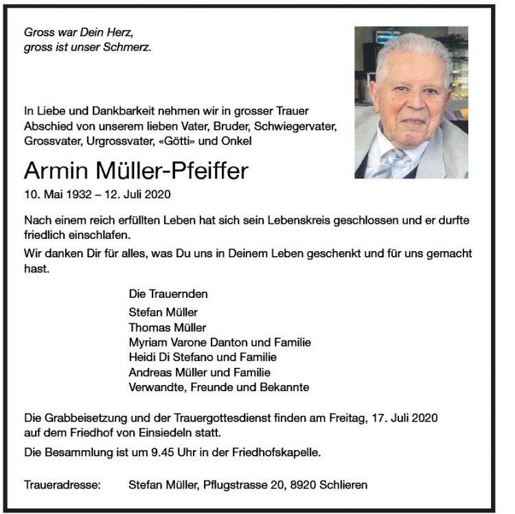 Armin Müller-Pfeiffer