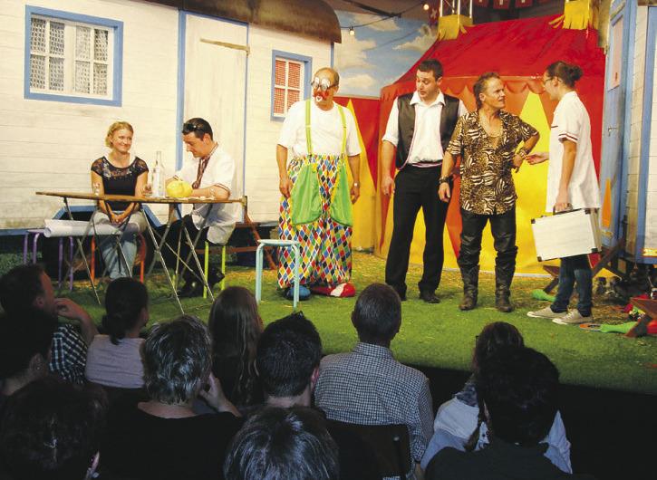 Die Theatersaison in Euthal ist abgesagt