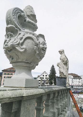 Der weitherum bekannte Gastrobetrieb St. Meinrad