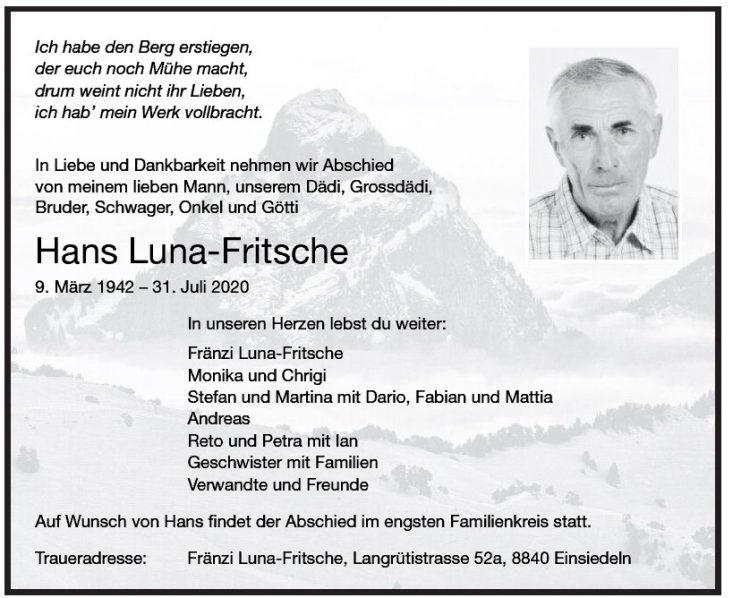 Hans Luna-Fritsche