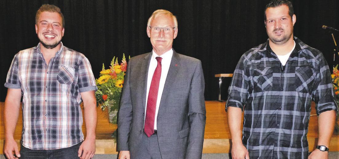 Meisterlandwirte erhielten in Einsiedeln ihren Ausweis