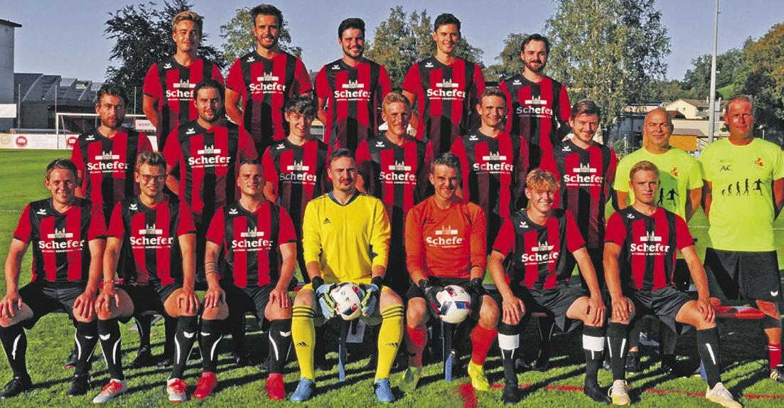 FCE II bereit für die neue Saison