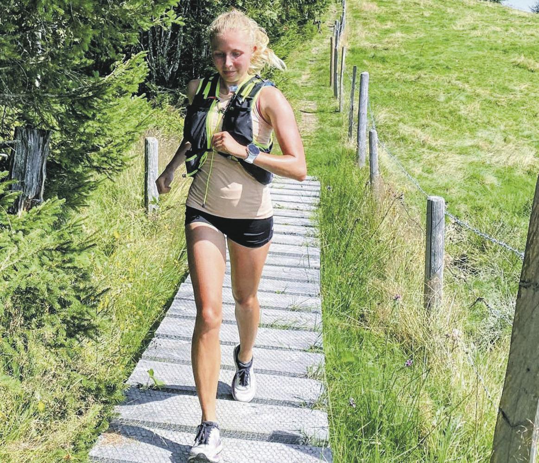 «Das Laufen ist ein Ausgleich zum Alltag und zur Arbeit»
