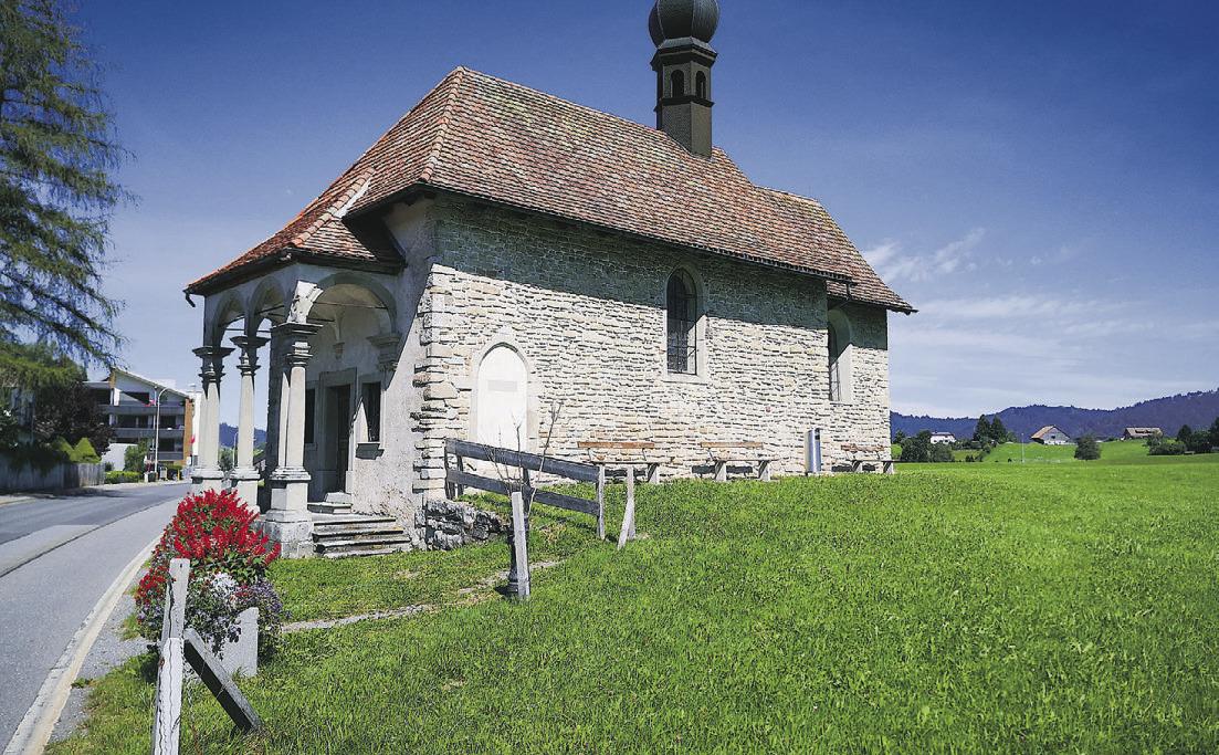 Kapelle soll nicht verschoben werden