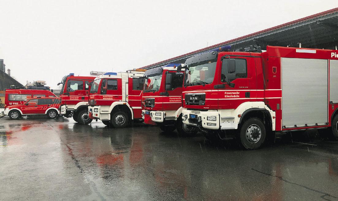 Erhöhung des Feuerwehr-Ersatzbeitrages