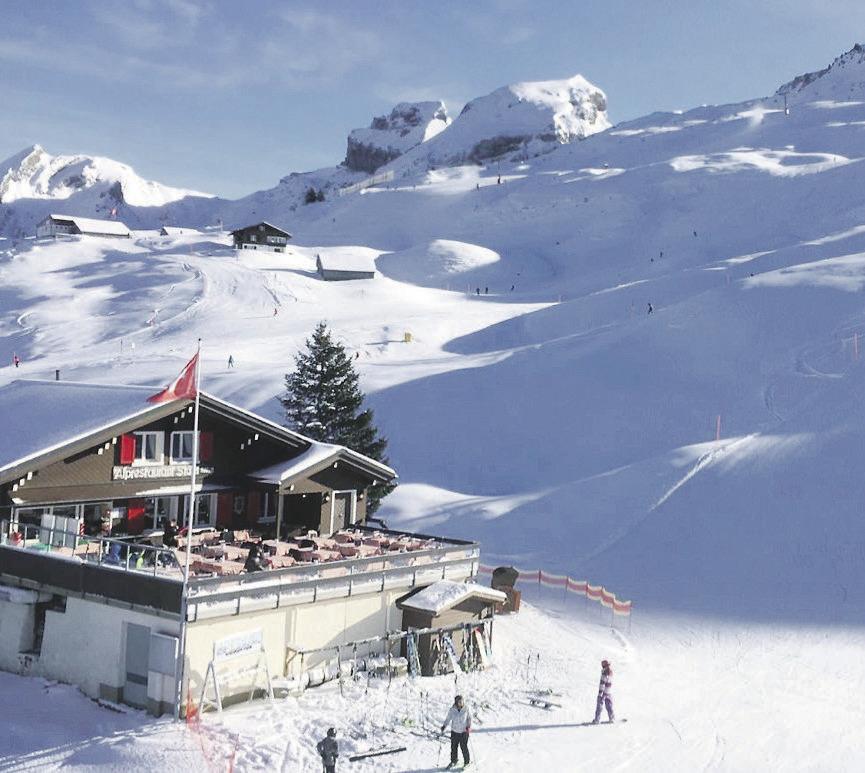 Schwyzer Skigebiete rüsten sich für aussergewöhnliche Saison