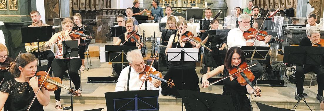 «1001 Nacht» – Begegnungen mit  dem Sinfonieorchester