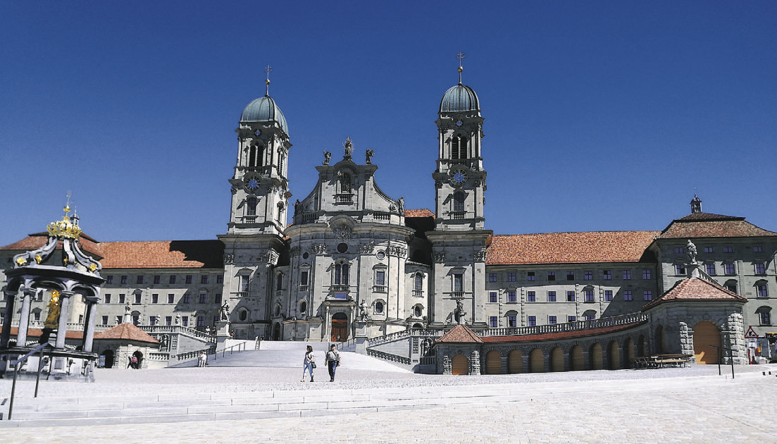 Wie gehts weiter auf dem Klosterplatz?