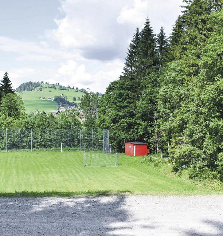 Gemeinde Oberiberg stimmte Nutzungsplanung deutlich zu