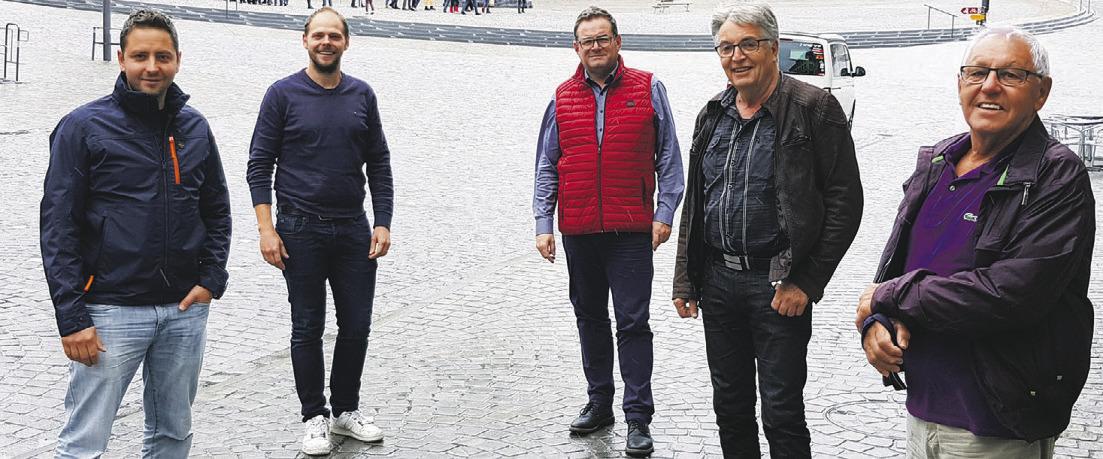 Task Force kämpft um Weihnachtsmarkt