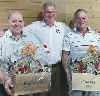 Fischereiverband feiert 75-Jahr-Jubiläum