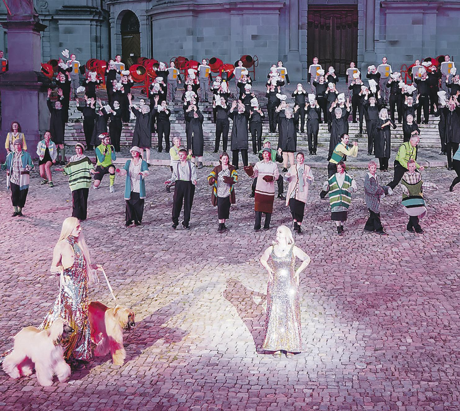 «Einsiedler Welttheater» erst wieder im Jubiläumsjahr 2024