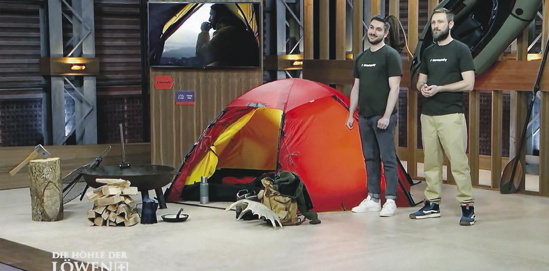 Einsiedler Start-up holt zwei  «Löwen» ins Boot