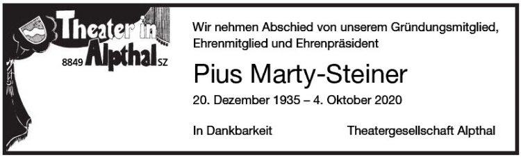Pius Marty-Steiner