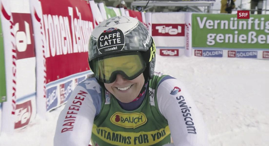 Mit Startnummer 1  Skiweltcupsaison eröffnet