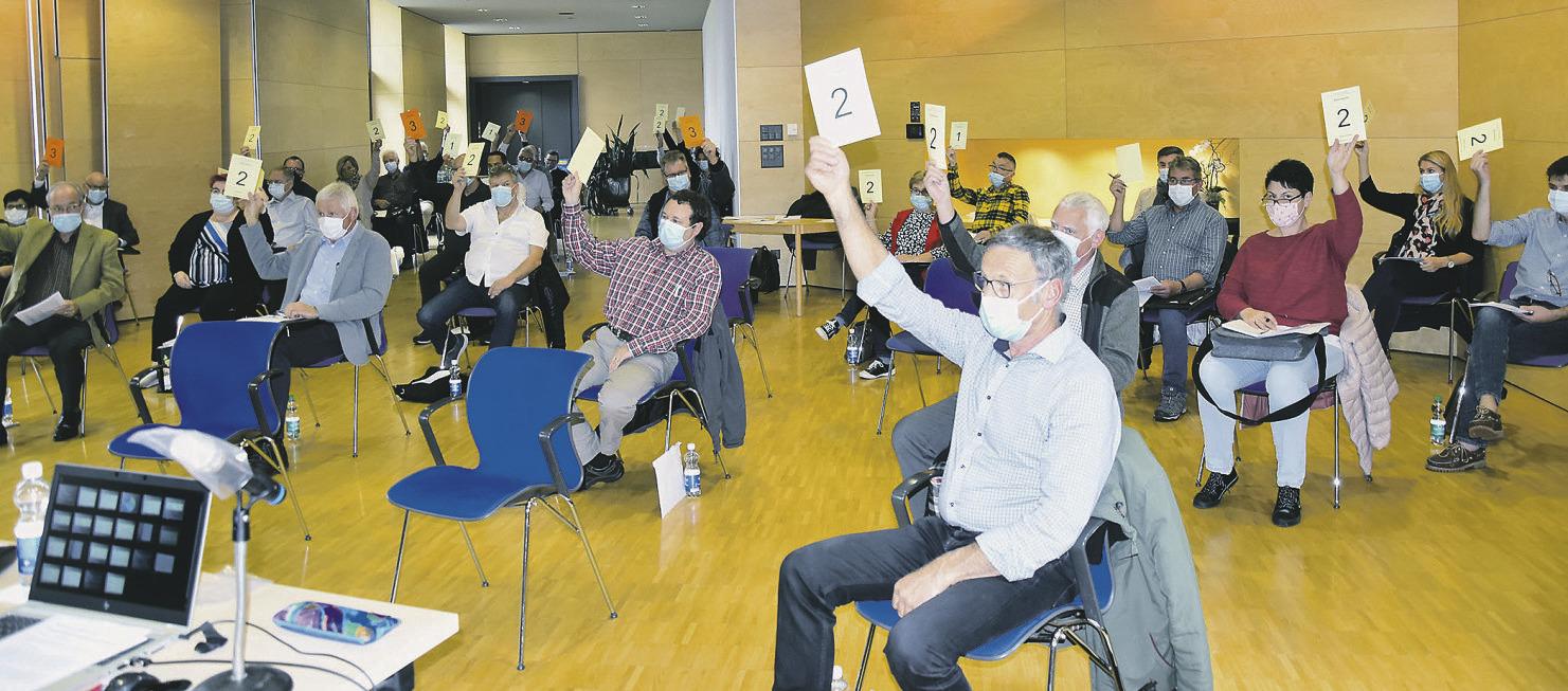 Kantonskirchenrat sagt Ja zum Wahlrecht für Ausländer
