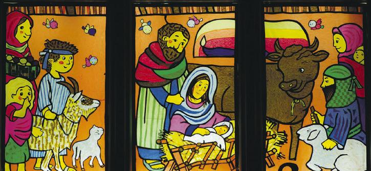 Die Adventsfenster sollen auch dieses Jahr leuchten