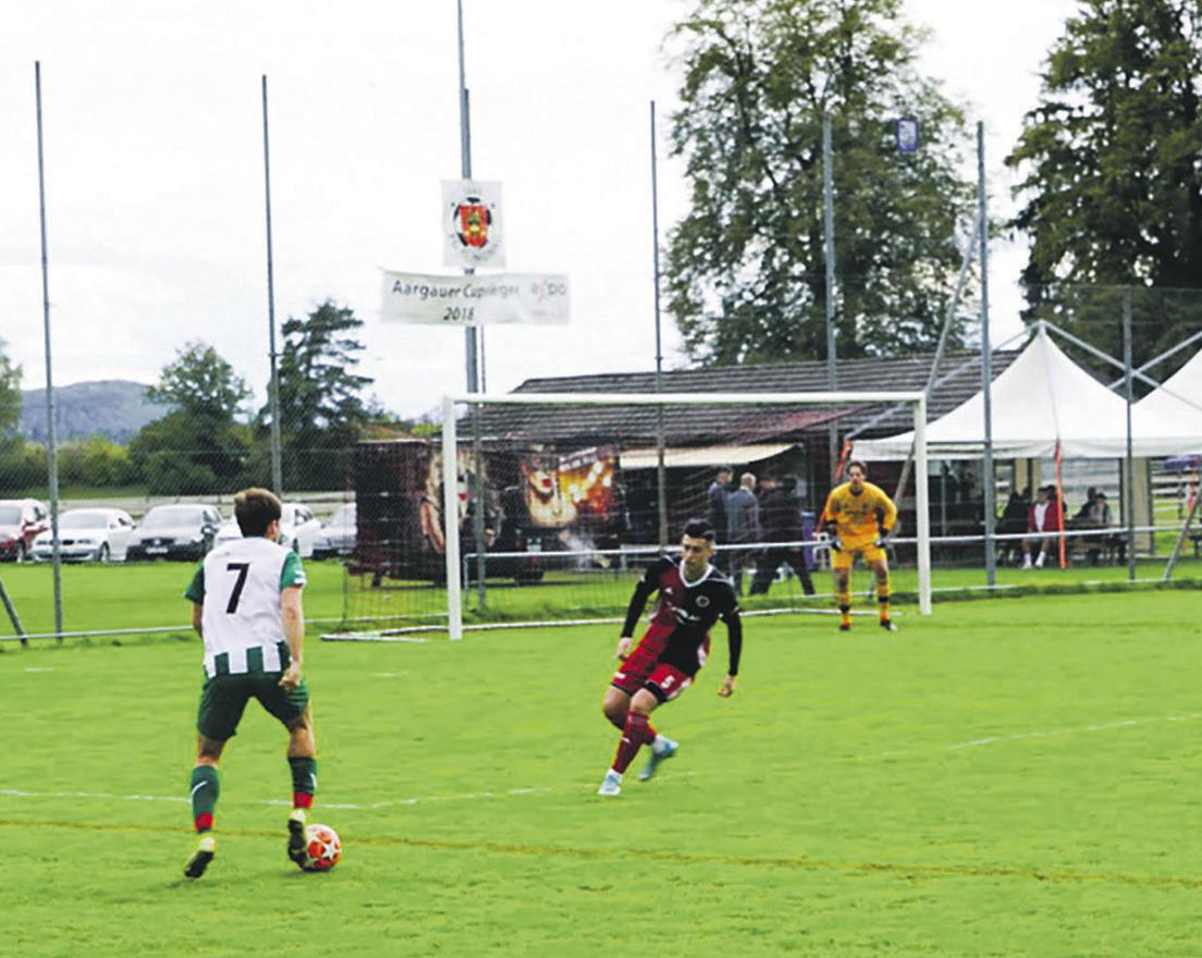 Verdiente Niederlage für den FC Einsiedeln