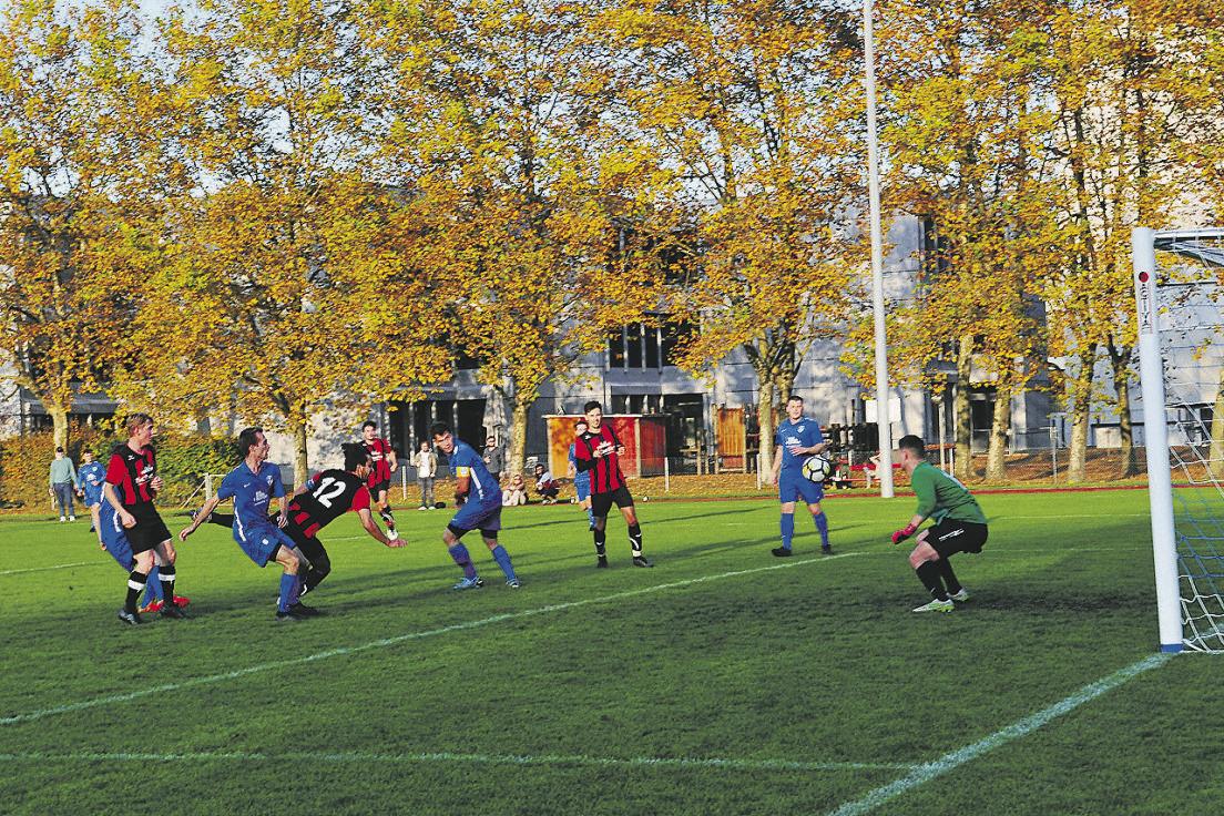 FC Einsiedeln II ist neuer Leader