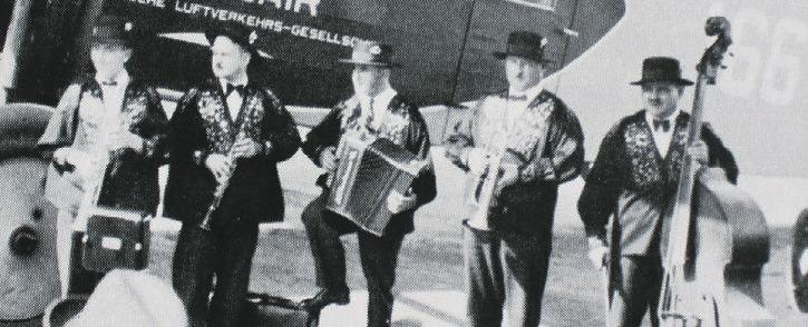 Geschichte der Ländlermusik