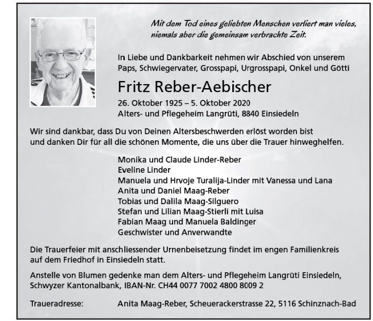 Fritz Reber-Aebischer