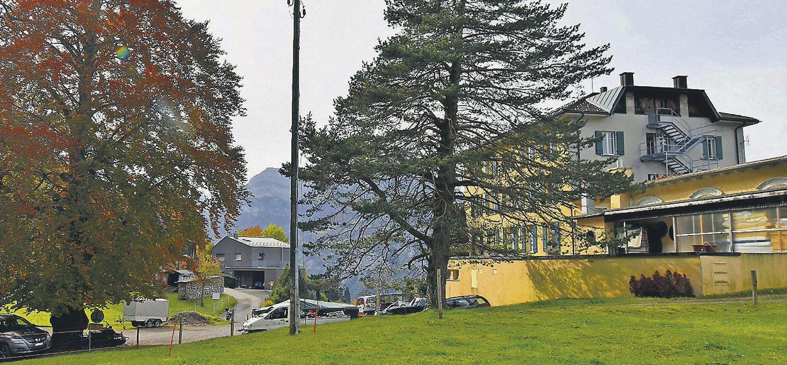 Kanton will Asylzentrum für 6,7 Millionen Franken kaufen