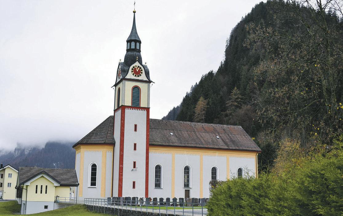 Budget 2021 der Kirchgemeinde Unteriberg   mit erheblichem Defizit