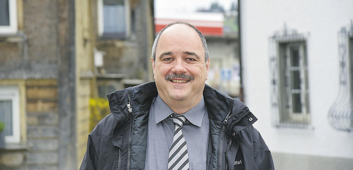 Albert Schönbächler kandidiert  als Kirchenratspräsident