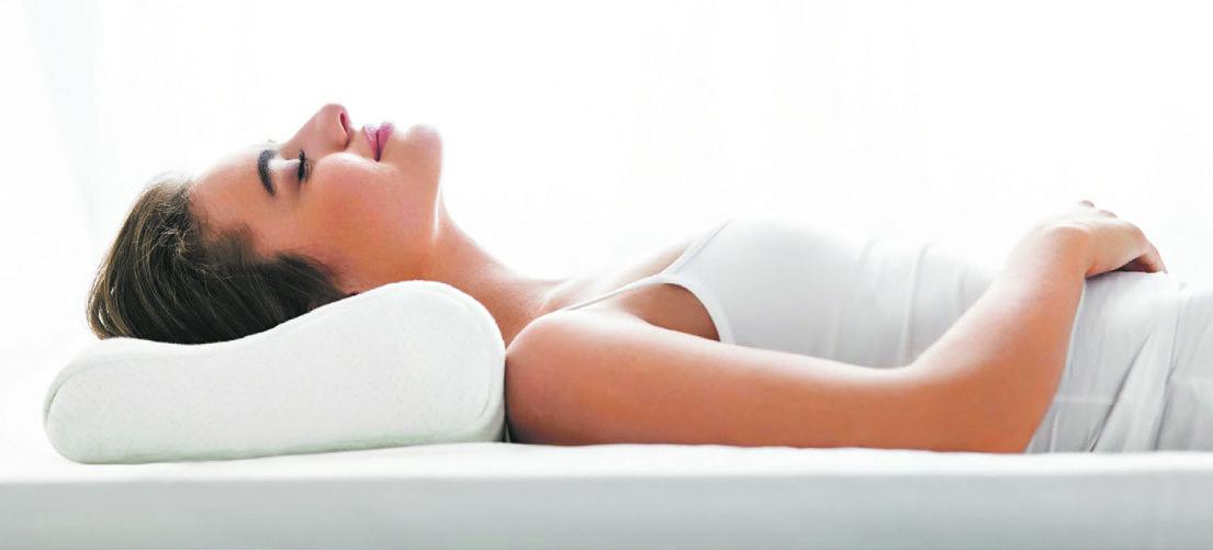Beugen Sie Rückenschmerzen vor –  mit der passenden Matratze