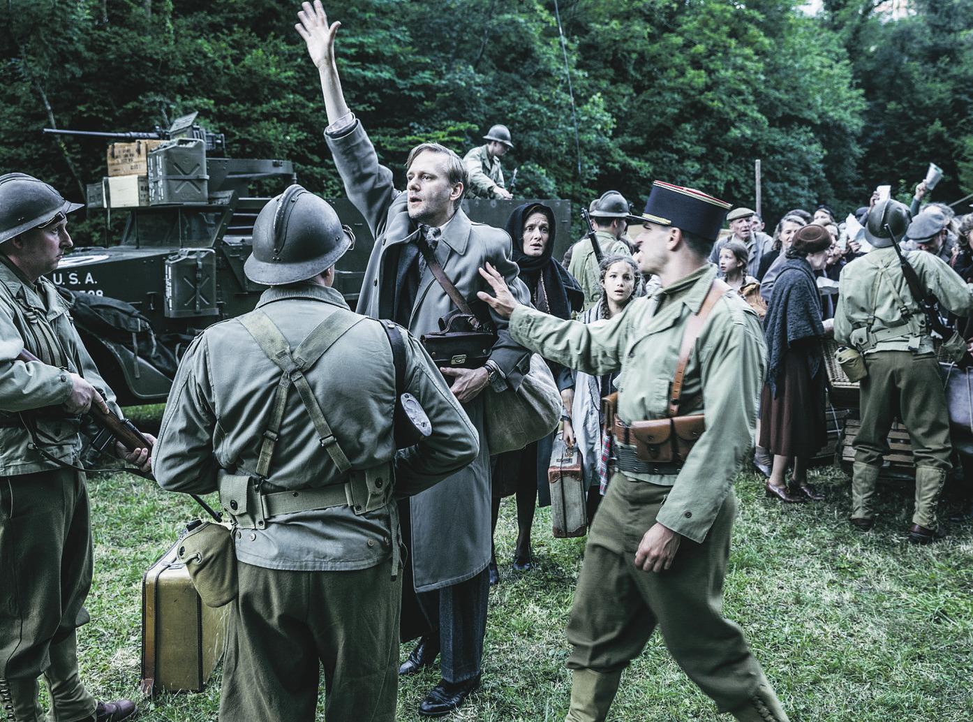 Historische Dramaserie «Frieden»