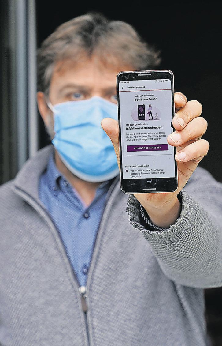 Wie ein Covid-19-Patient seit Mittwoch darauf wartet, andere schützen zu können