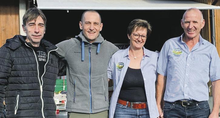 Neue Pächter für Alpkäserei und Alprestaurant Zwäcken