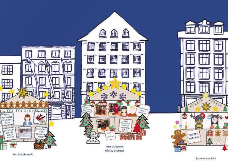 Weihnachtsmarkt findet online statt