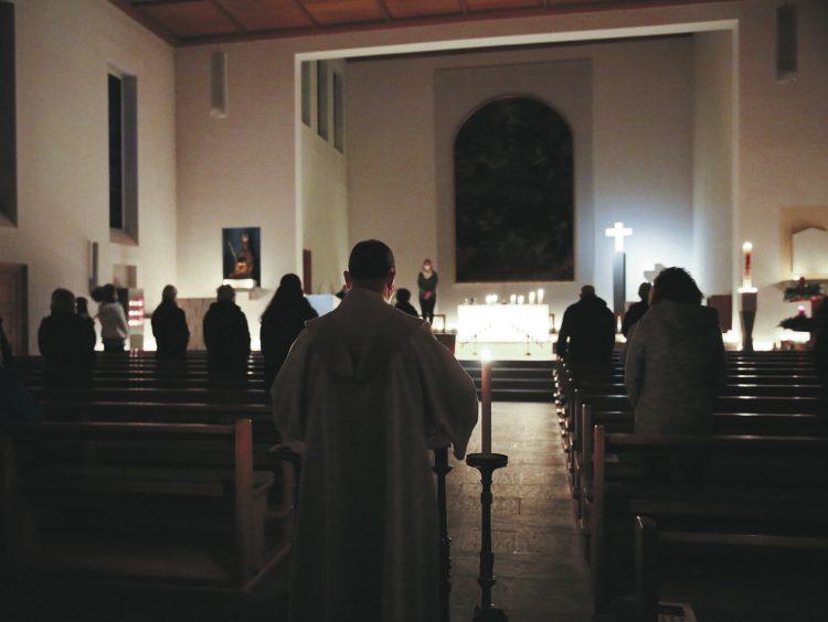 Rorate Gottesdienst in der Jugendkirche