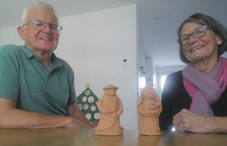 Maria und Josef – im Birchlimatt