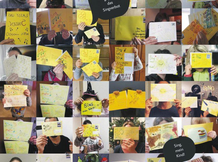 Sing-Initiative zieht von Einsiedeln  aus schweizweite Kreise