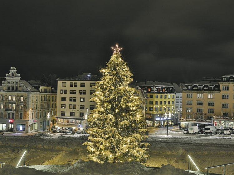 Nur der Weihnachtsmarkt hat gefehlt