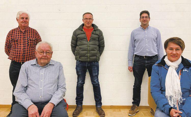 Ernst Waldvogel für 30 Jahre als Verwalter geehrt
