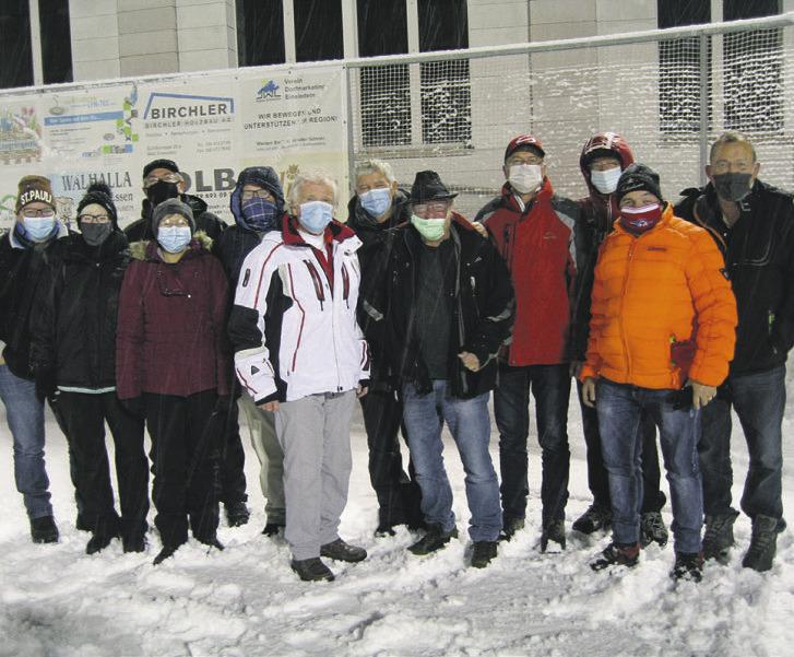 Chlaus-Eisstockturnier fand erstmals statt