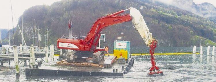 Wer trägt die Verantwortung für die illegale Seegrundentsorgung?