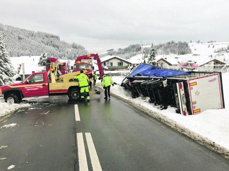 Chauffeur blieb unverletzt