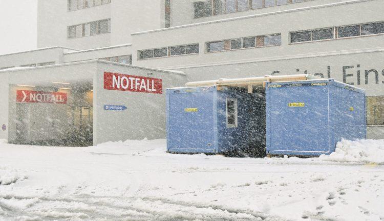 Impfzentren im Kanton Schwyz  starten heute Freitag